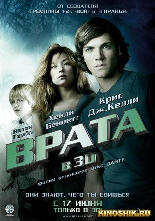 Врата в 3D / The Hole in 3D (2010)