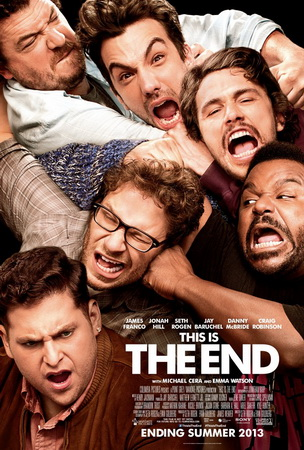 Конец света / This Is the End (2013)
